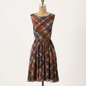 Anthropologie Contemporarian Dress